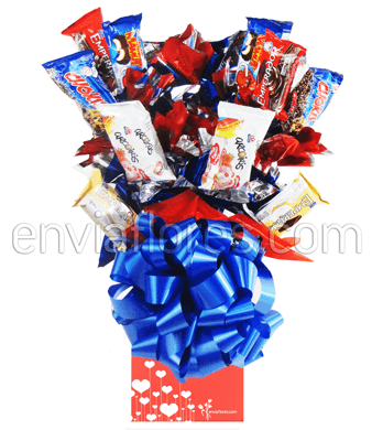 Candy Bouquet Mix de Galletas