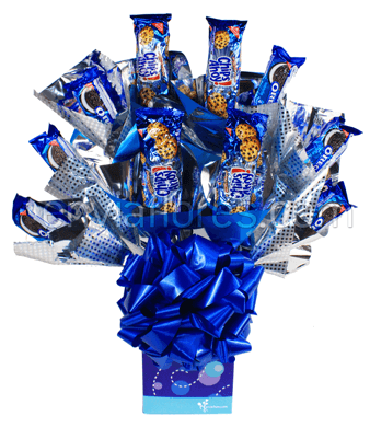 Candy Bouquet Oreo