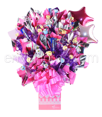 Candy Bouquet Lollipops & Jolly Rancher