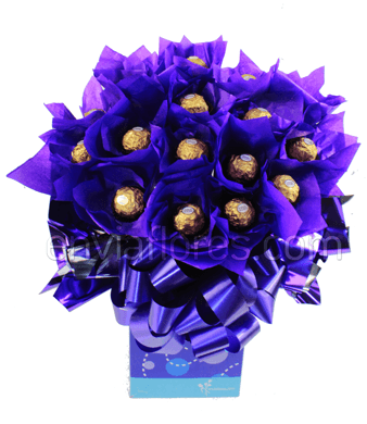 Candy Bouquet Ferrero Rocher