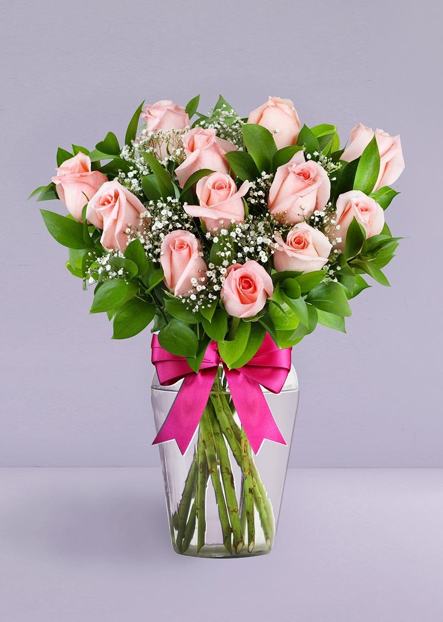 Imagen para 12 Sentimientos Rosas Enviaflores - 1