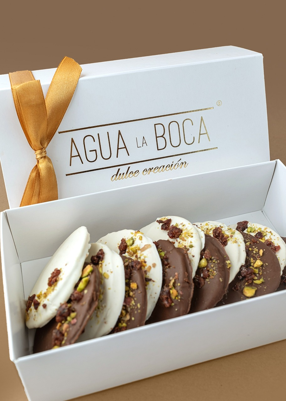 Imagen para Chocolate Covered Wafers - 1