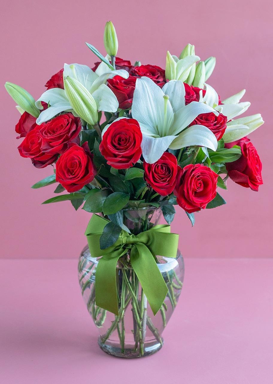 Imagen para 24 Besos de Rosas y Lilies - 1