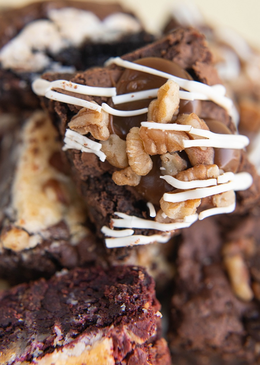 Imagen para Brownies 8 pz La Divinata Navidad - 1