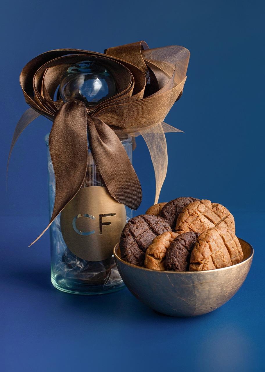 Imagen para Christmas KETO Cookie Jar - 1