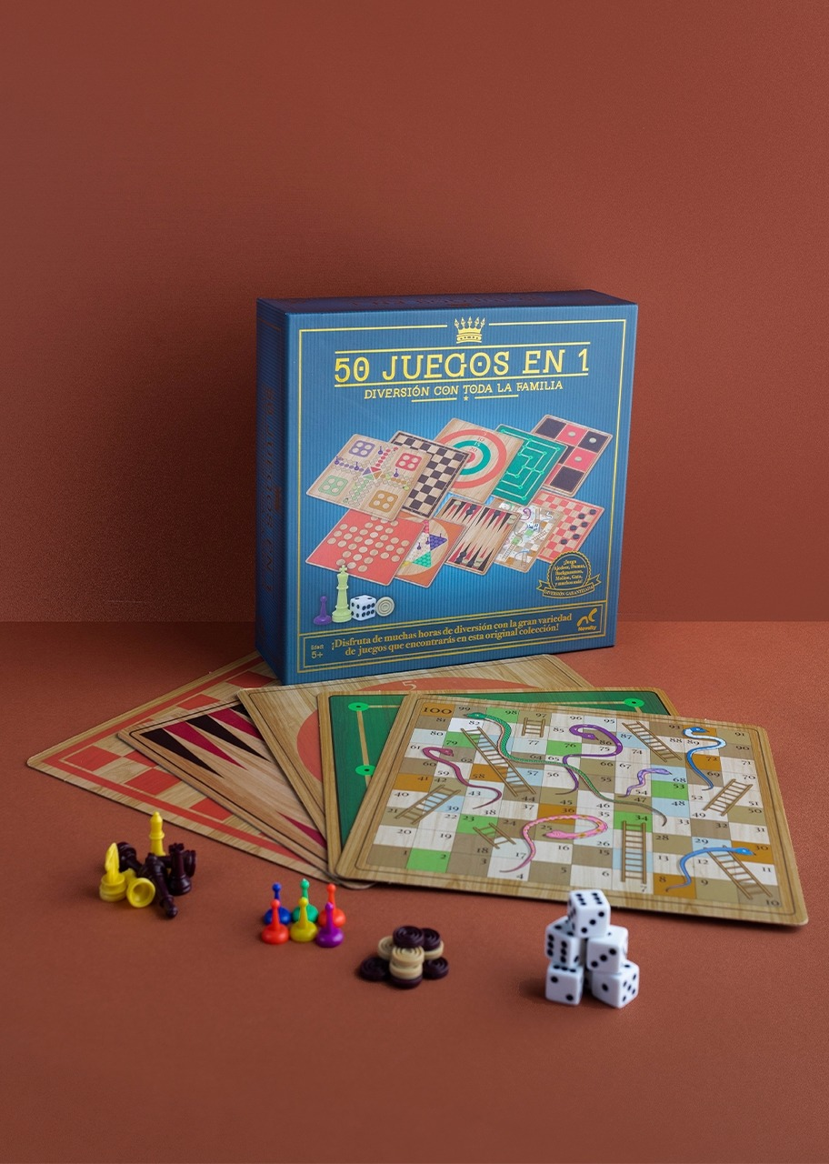 Imagen para 50 Juegos en 1 - 1