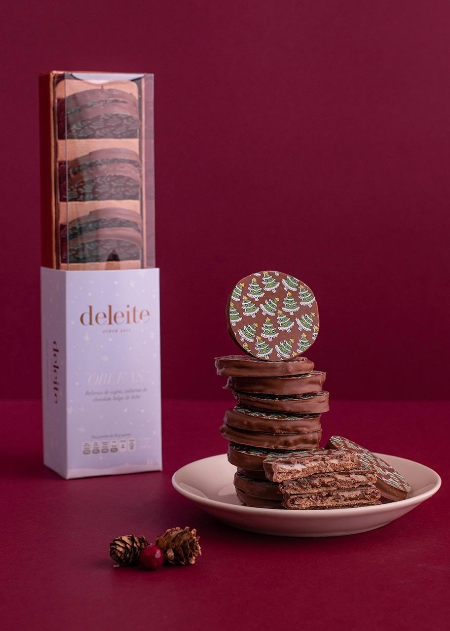 Imagen para Obleas 12 piezas  Deleite - 1