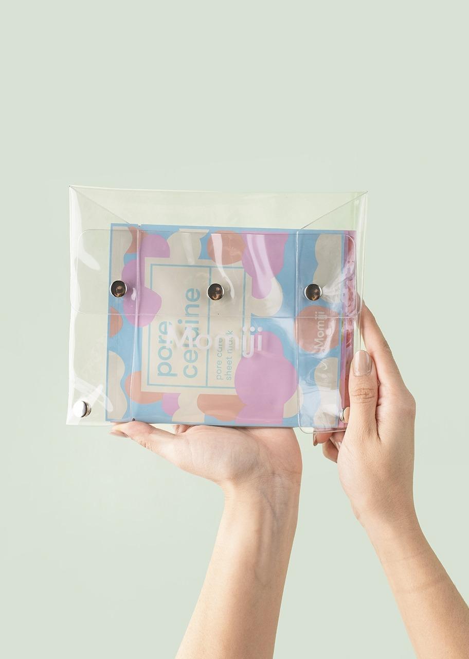 Imagen para Momiji pouch y 3 mascarillas - 1