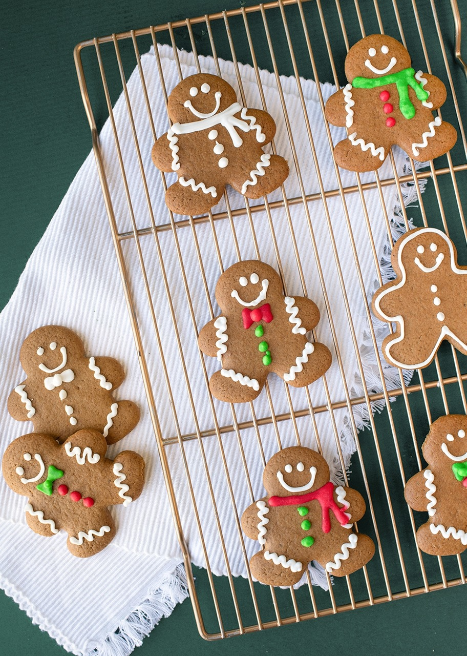 Imagen para Caja con galletas jengibre - 1