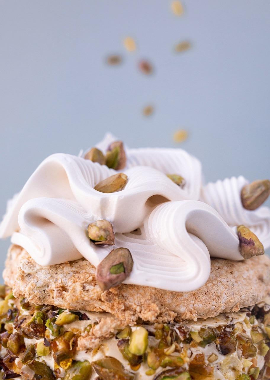 Imagen para Pastel pistache Catalina Fdz - 1