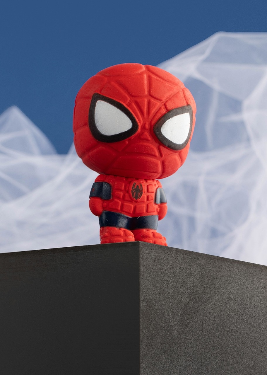 Imagen para Borrador Rompecabezas Spiderman - 1
