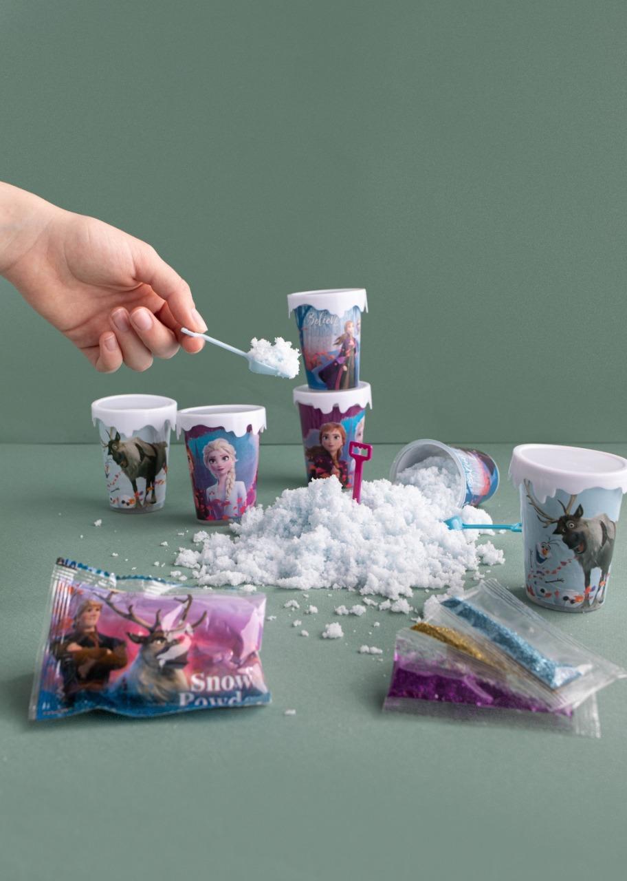 Imagen para Crea Tu Propia Nieve Frozen - 1