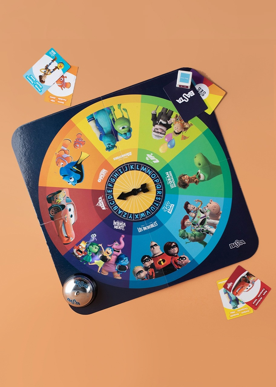 Imagen para Basta Deluxe Pixar - 1