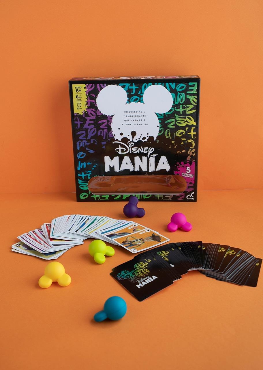 Imagen para Juego Disney Manía - 1
