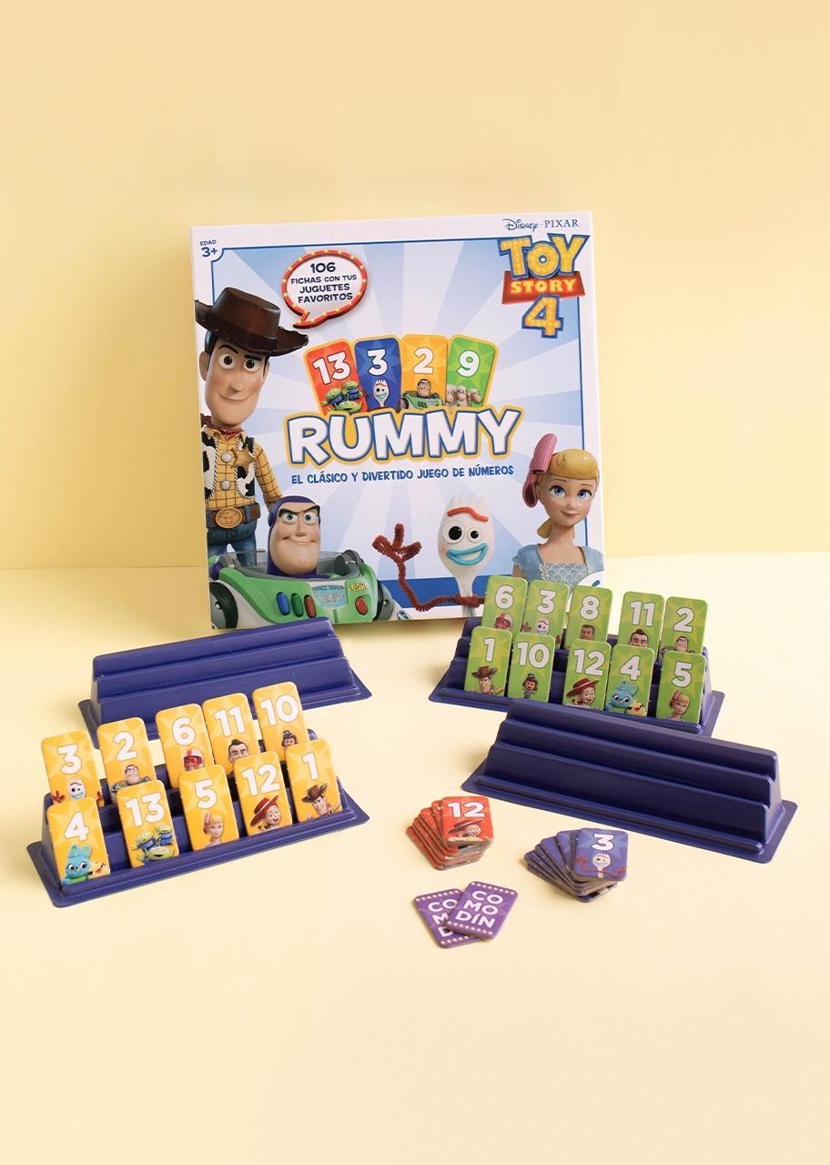 Imagen para Rummy Toy Story 4 - 1