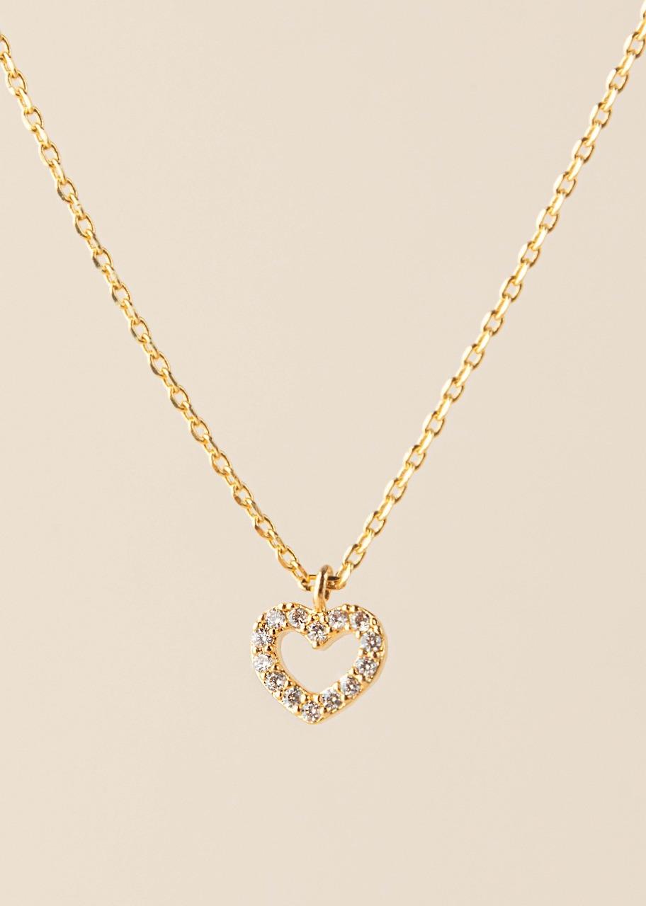 Imagen para Collar Corazón Milano Malandra - 1