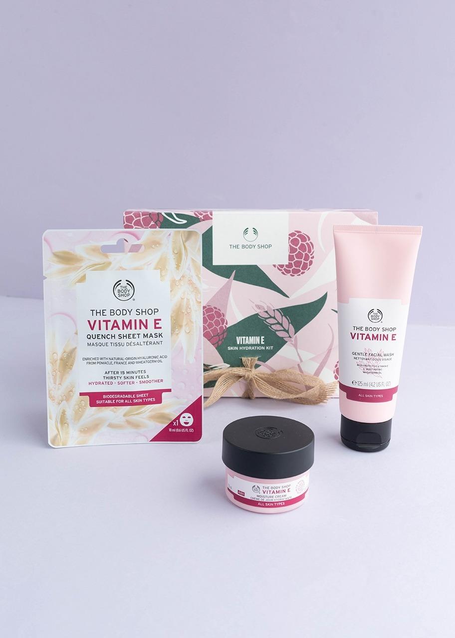 Imagen para The body Shop Kit Facial Vitamina E - 1