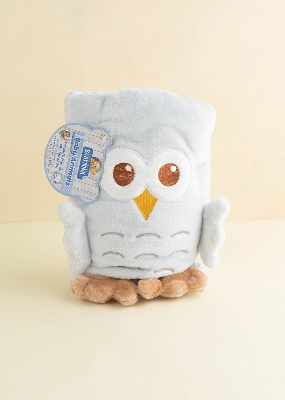Imagen para Cobertor Búho Baby Mink - 1