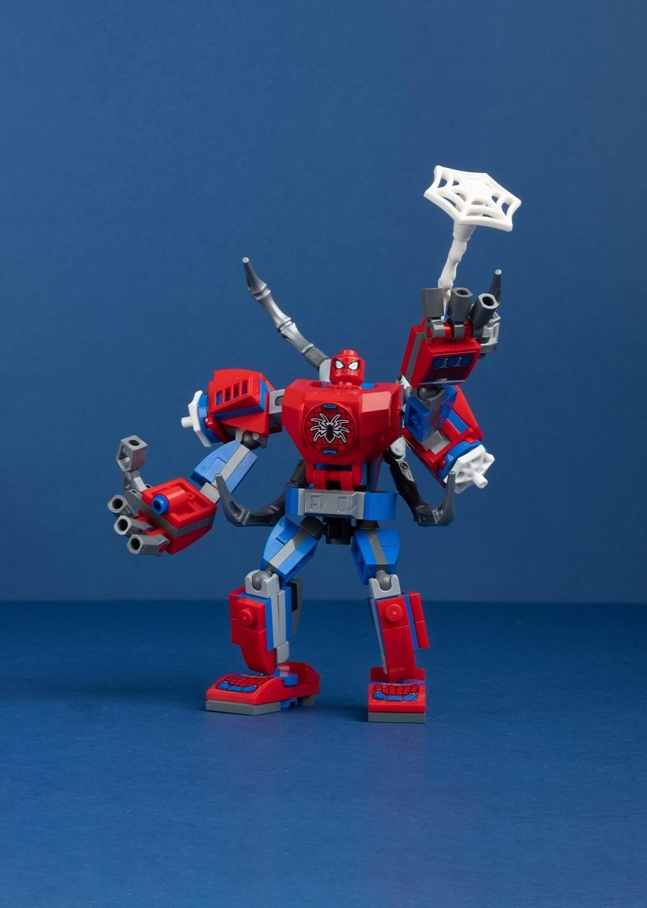 Imagen para LEGO Marvel Armadura Robótica de Spider-Man - 1
