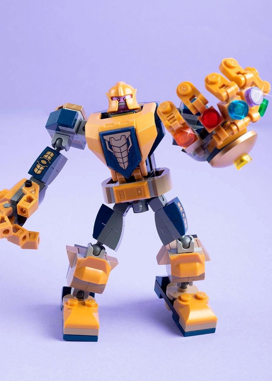Imagen para LEGO Marvel  Armadura Robótica de Thanos - 1