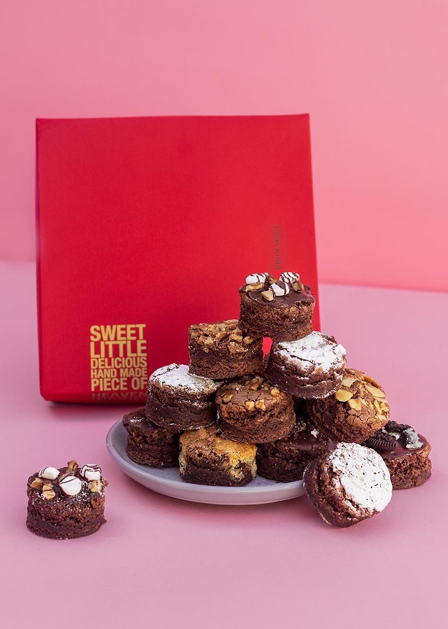 Imagen para Brownies 16 piezas - 1