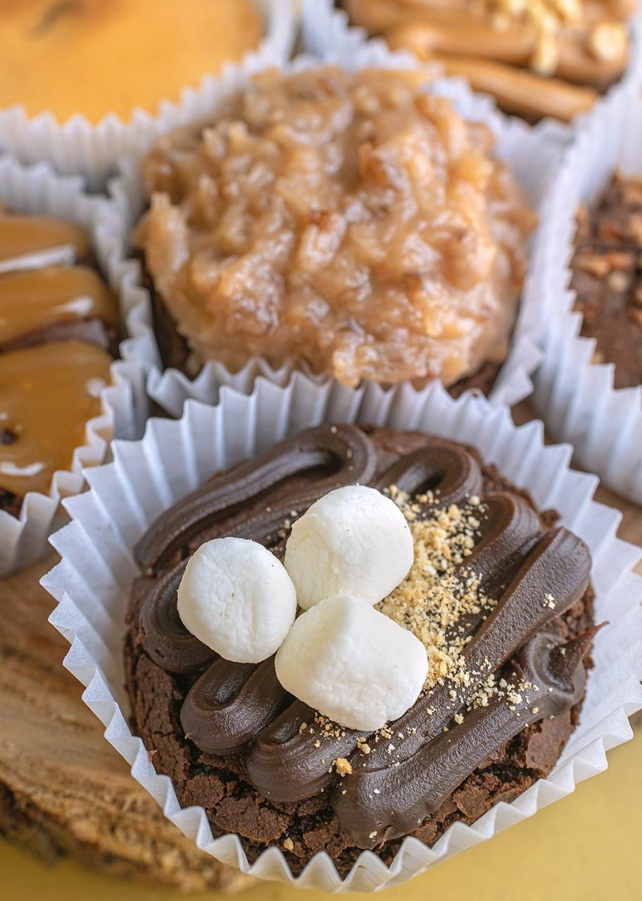 Imagen para Brownies 6 pz Navidad - 1