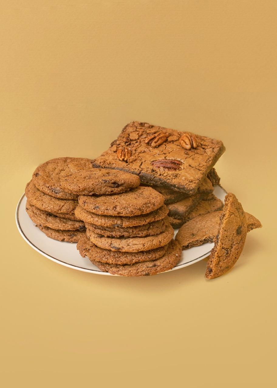 Imagen para Caja de Chocochips y Brownies - 1