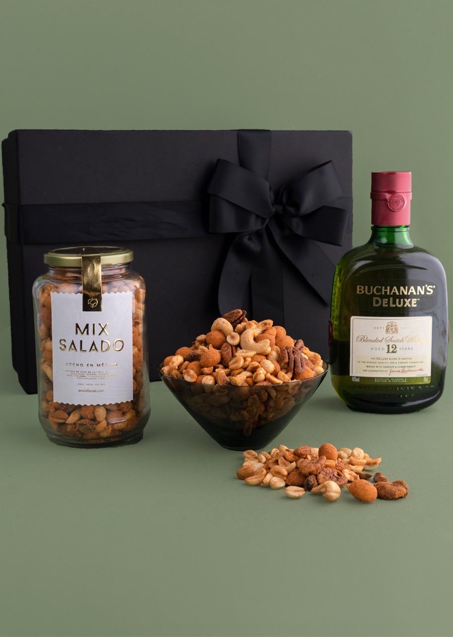 Imagen para Whisky Buchanan's Giftbox - 1