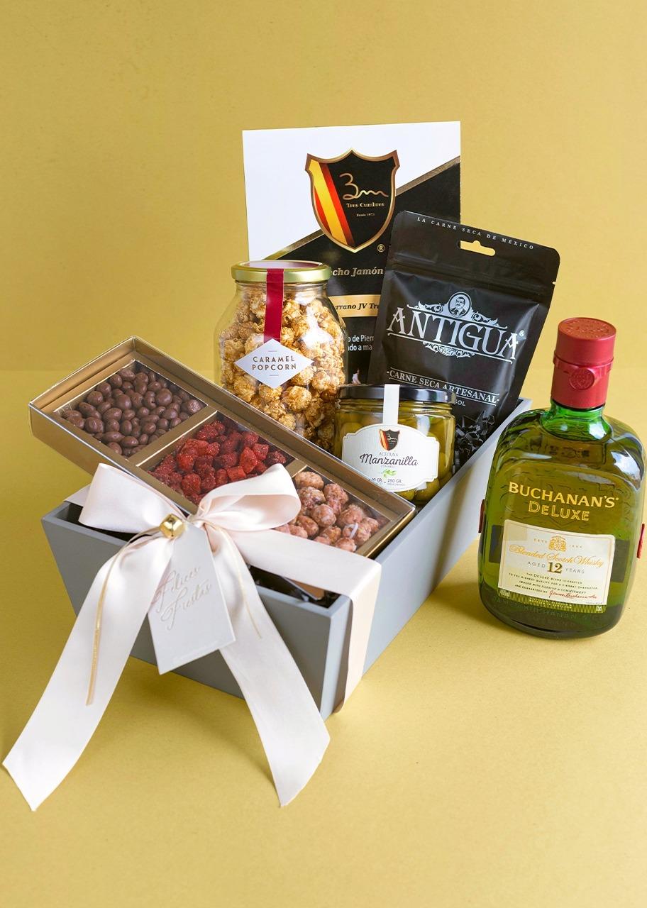 Imagen para Canasta con Whisky - 1