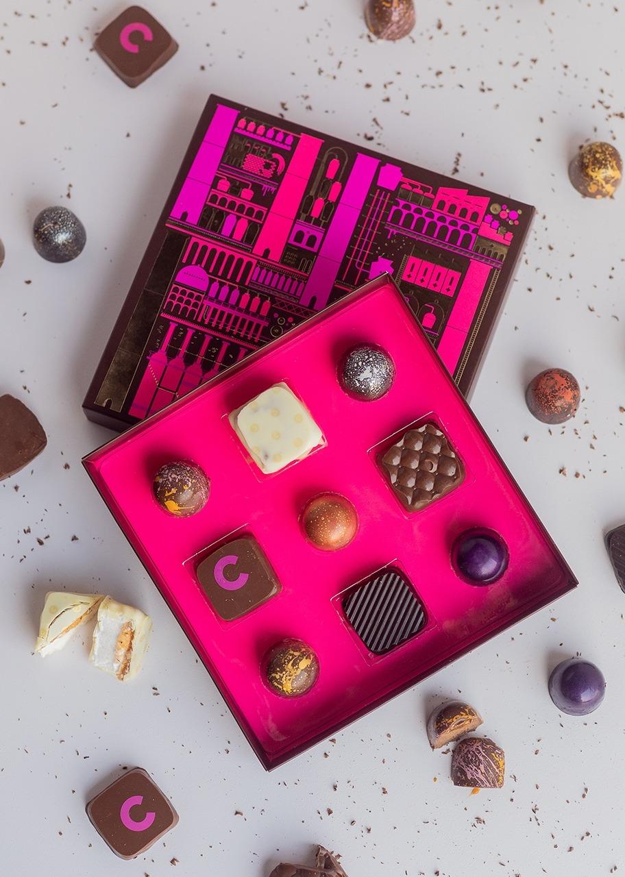 Imagen para Caramela Handmade Chocolates - 1
