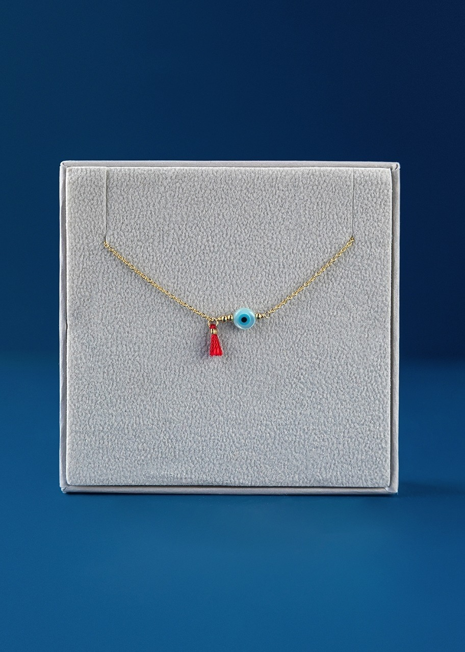 Imagen para Collar Ojo Roca Joyería - 1