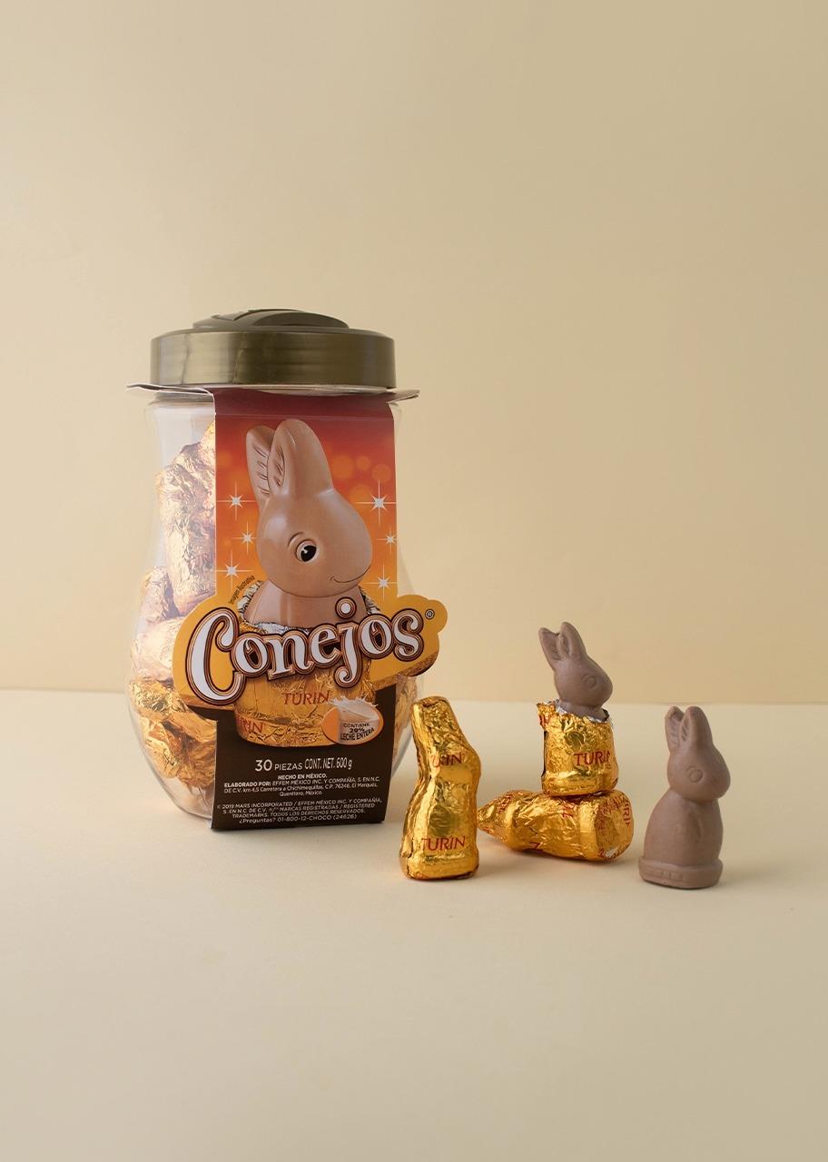 Imagen para Vitrolero Conejos Turin - 1
