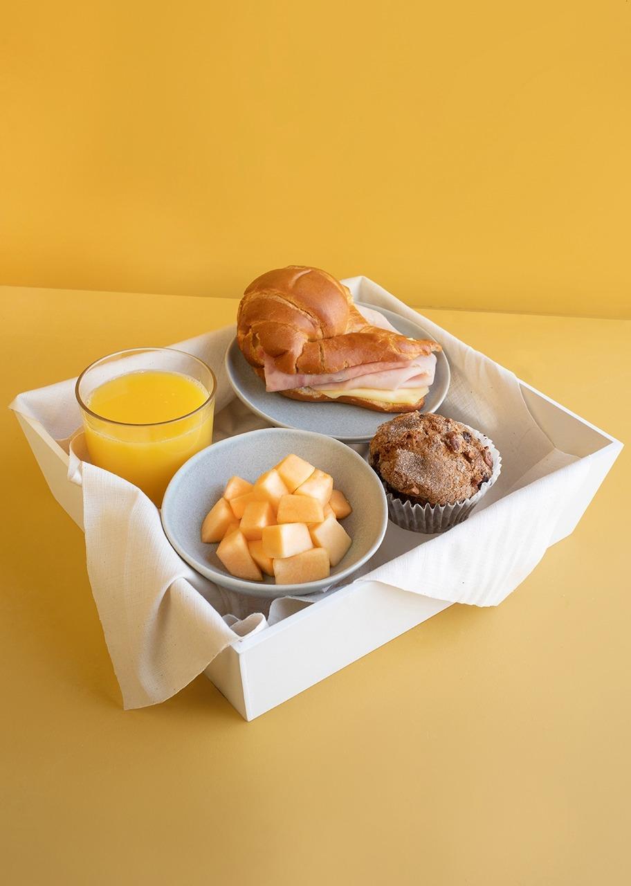 Imagen para Desayuno de Campeones - 1
