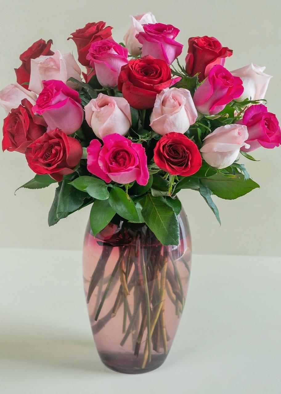 Imagen para Dulce Amor de 24 Rosas - 1