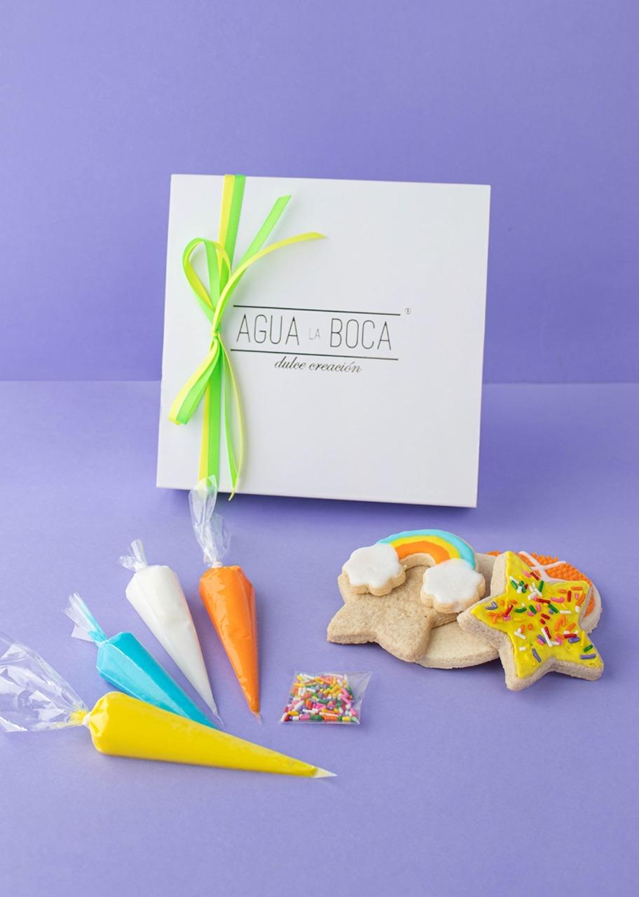 Imagen para Kit de galletas para decorar - 1