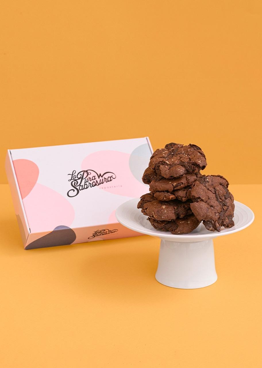 Imagen para Galletas chocolate 6 piezas - 1