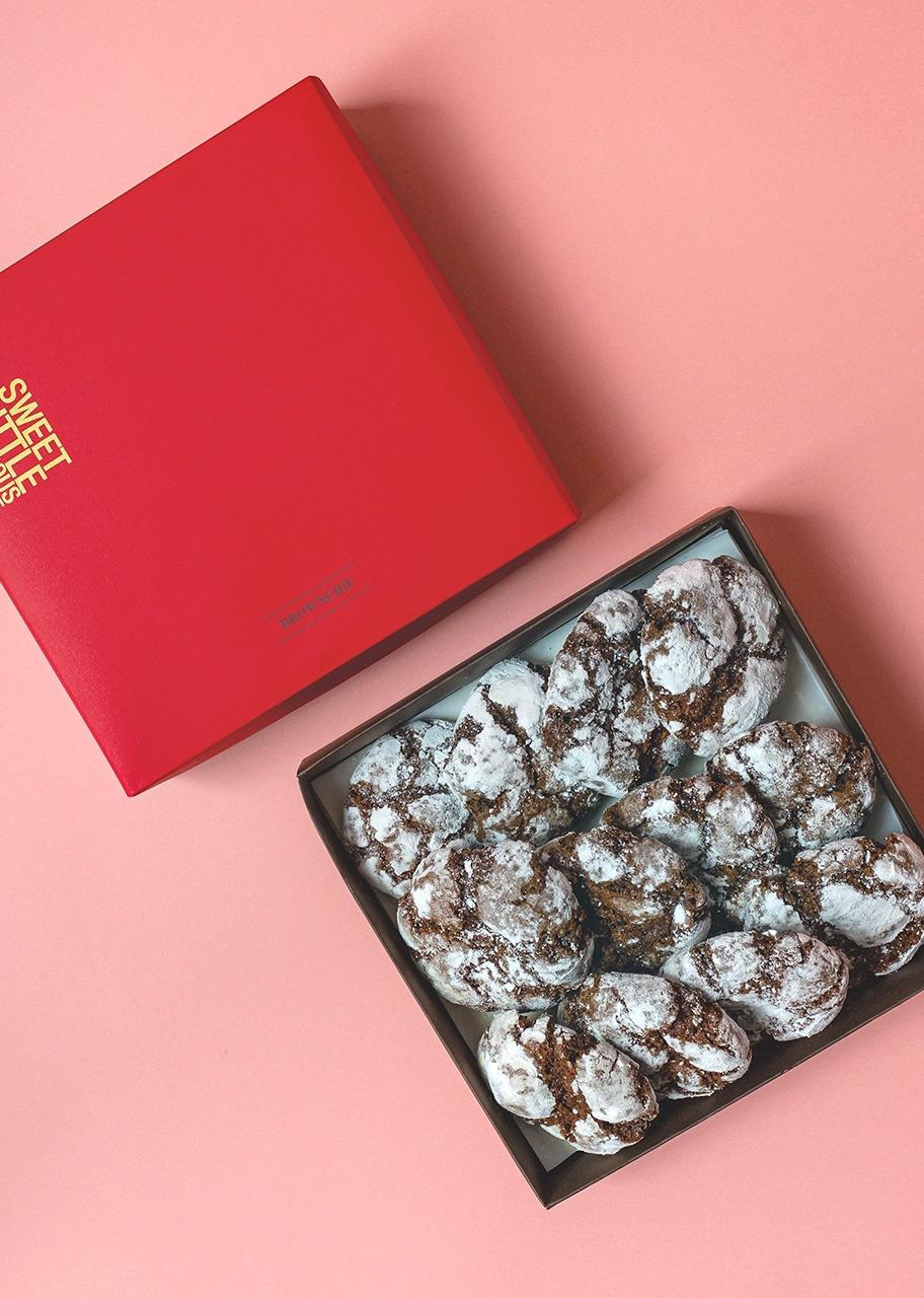 Imagen para Galletas de Chocolate 12 pz Navidad - 1
