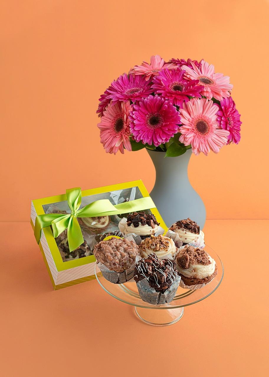 Imagen para Geberas combinado con Muffins - 1