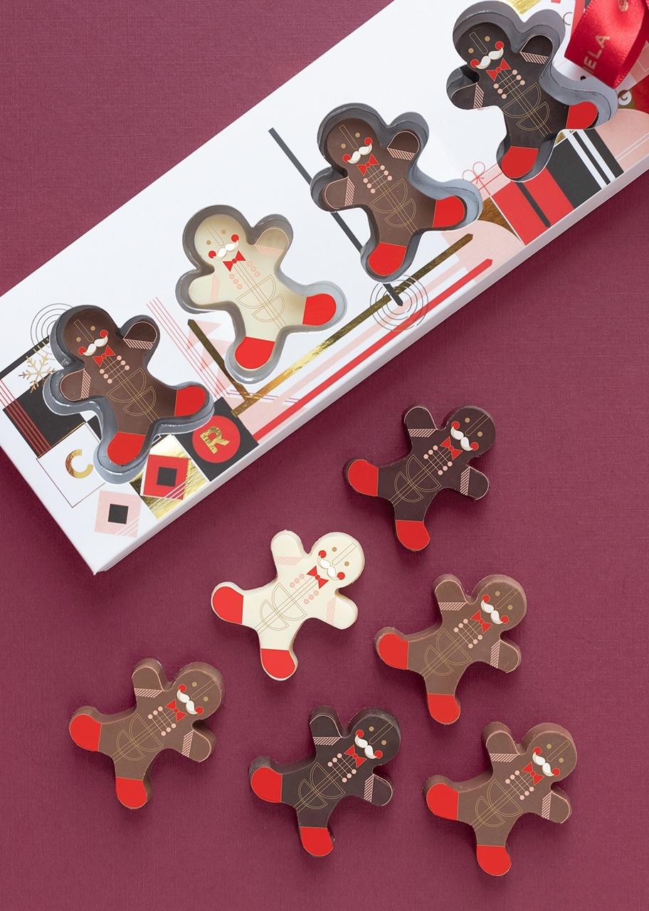 Imagen para Christmas Caramel Gingerman - 1