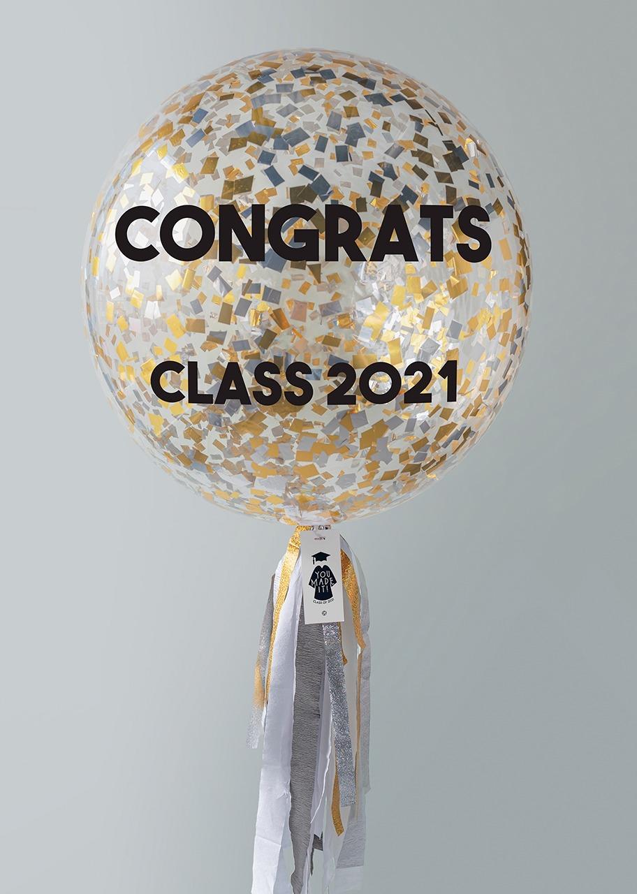 Imagen para Personaliza tu Globo de Graduación - 5