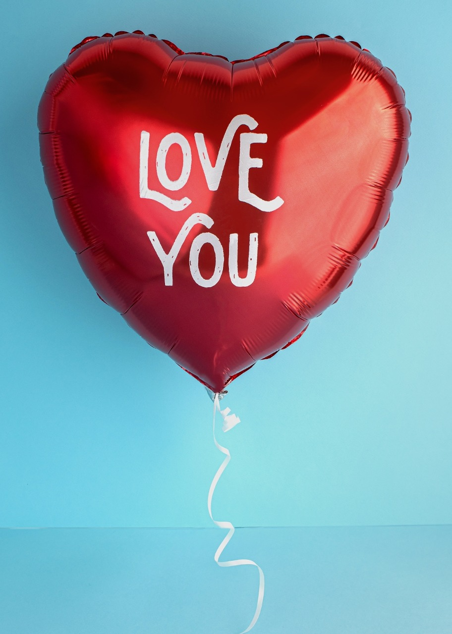 "Imagen para Globo Metálico ""Love You"" - 1"