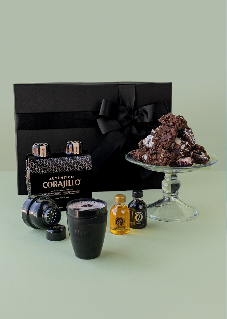 Imagen para Kit Carajillo con Mini Brownies - 1