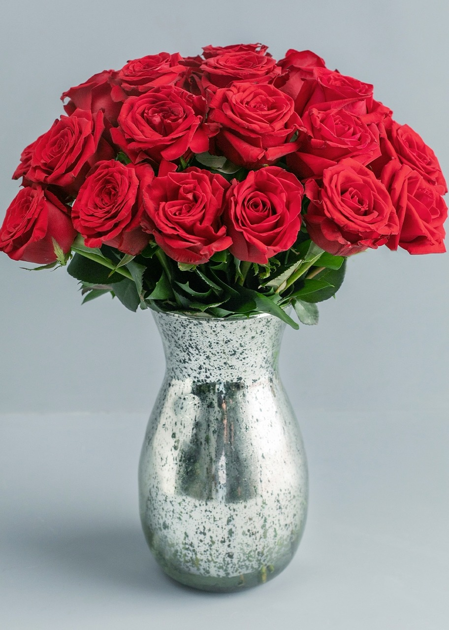 Imagen para Mi Unico Amor 24 Rosas Rojas - 1