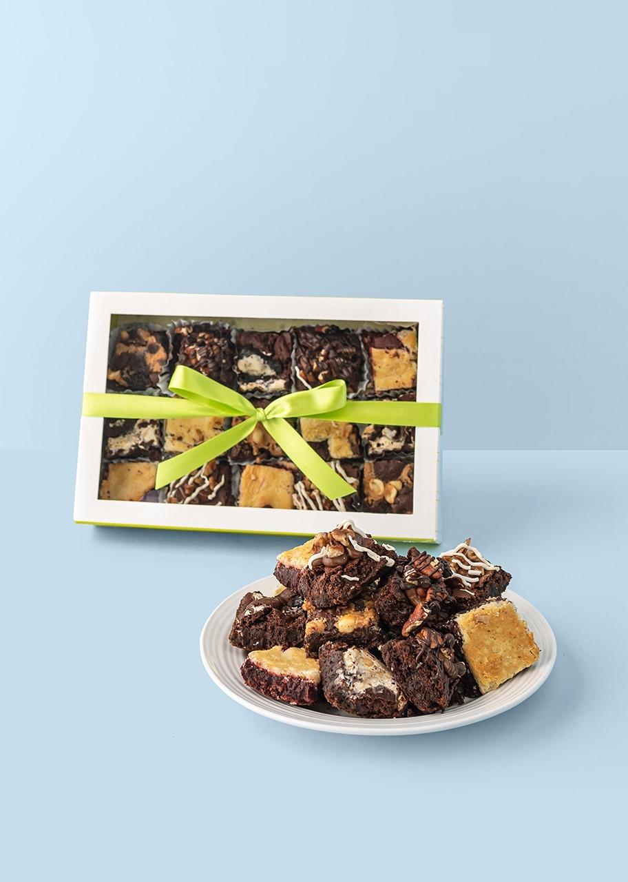 Imagen para Mini Brownies 15 pz La Divinata - 1