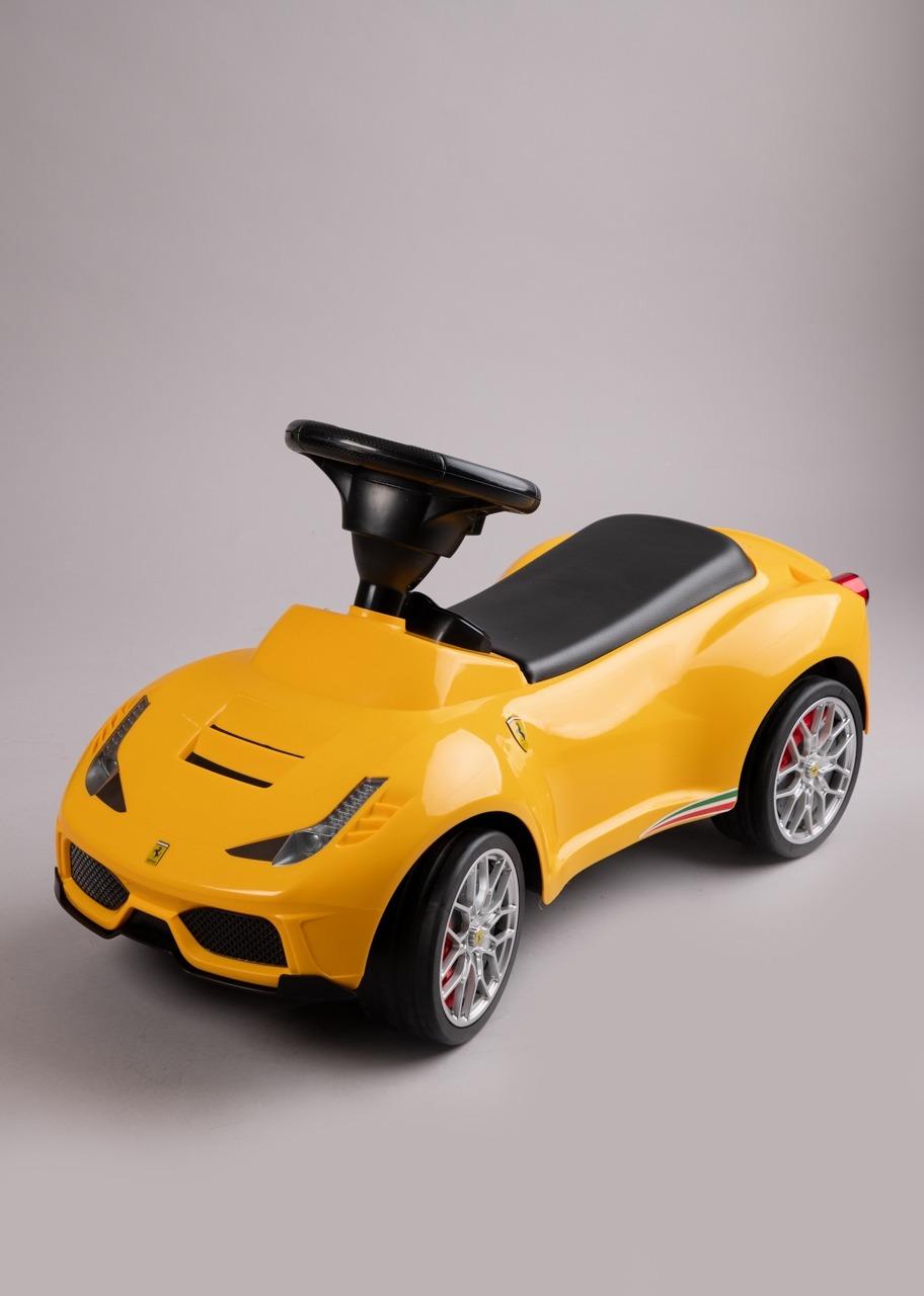Imagen para Montable Ferrari Amarillo - 1