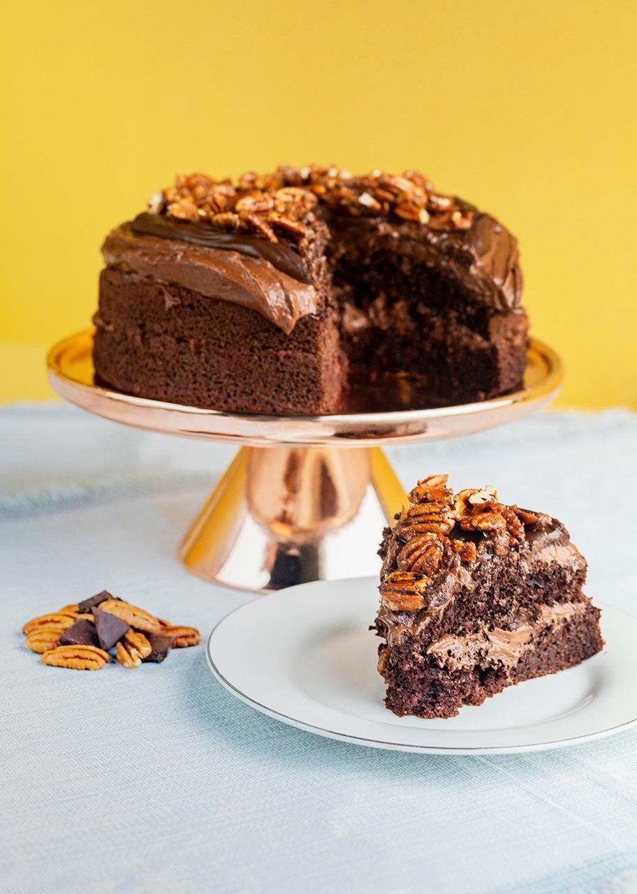 Imagen para Triple Chocolate Cake Big Size - 1