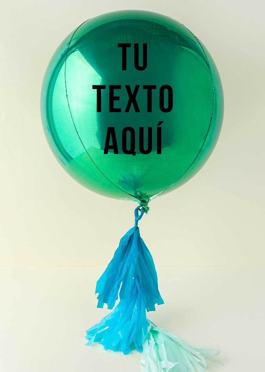 Imagen para Personaliza tu Globo Orbz Verde - 1