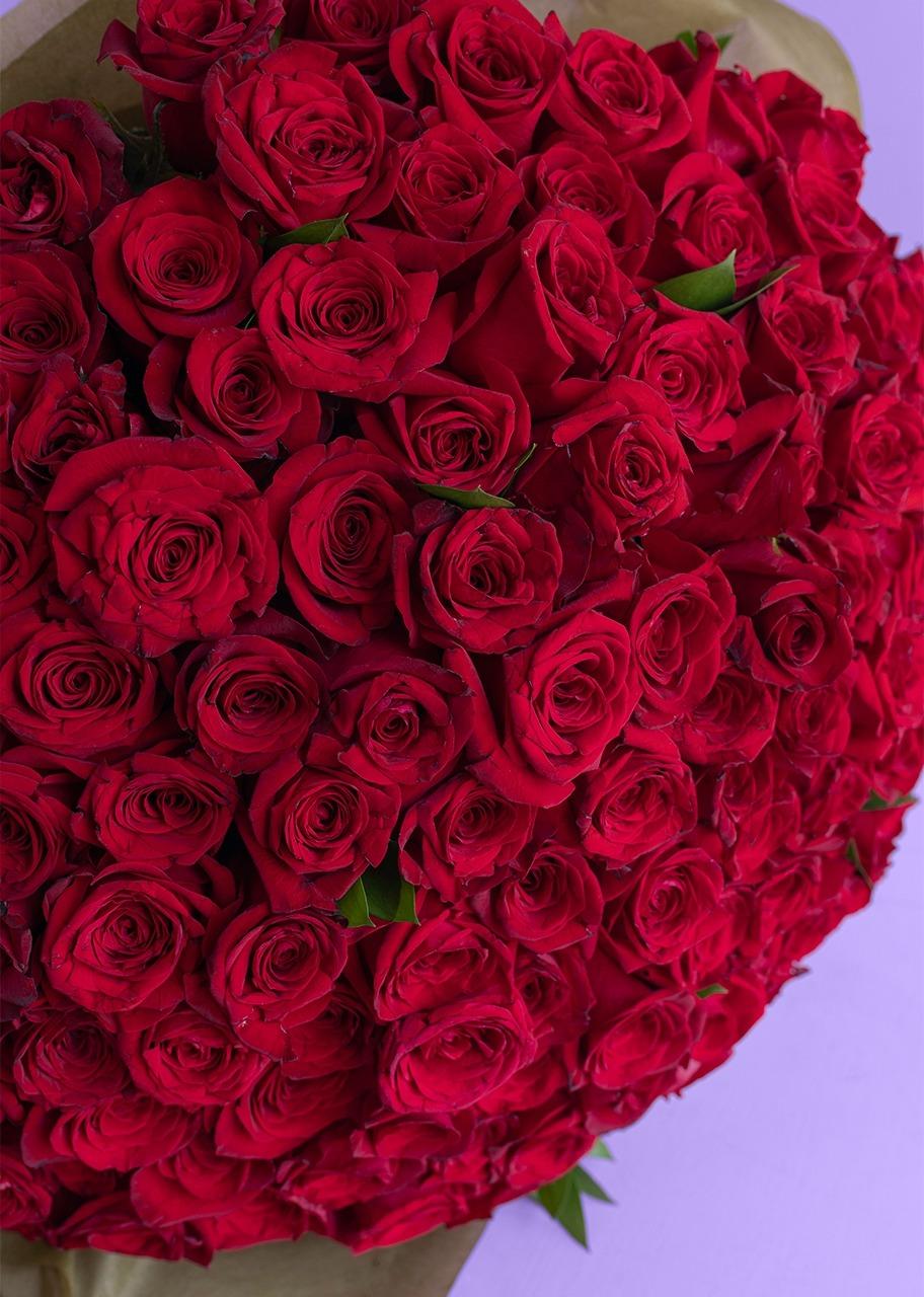 Imagen para 150 Red Roses Bouquet - 1