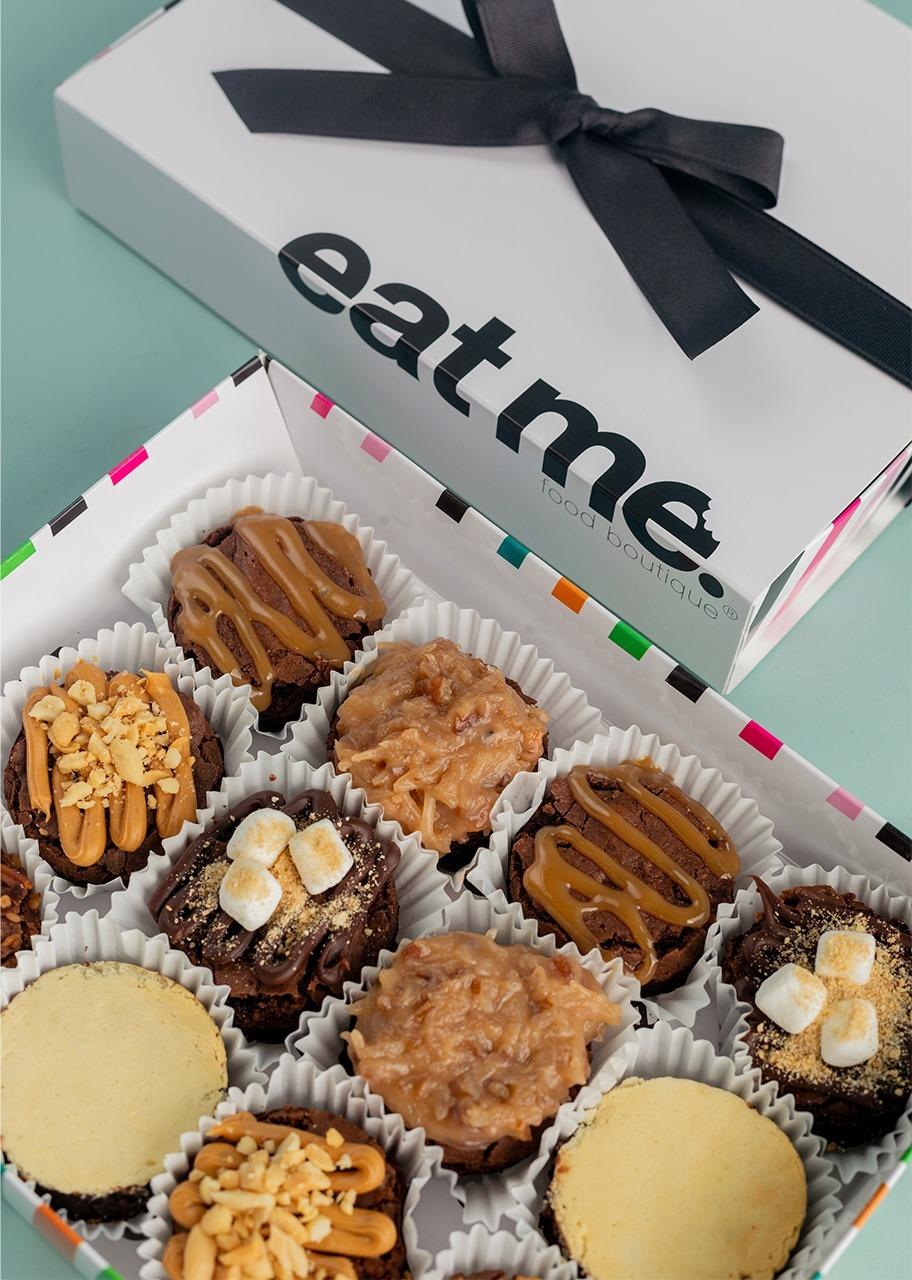 Imagen para Gift Brownies 12 pieces - 1