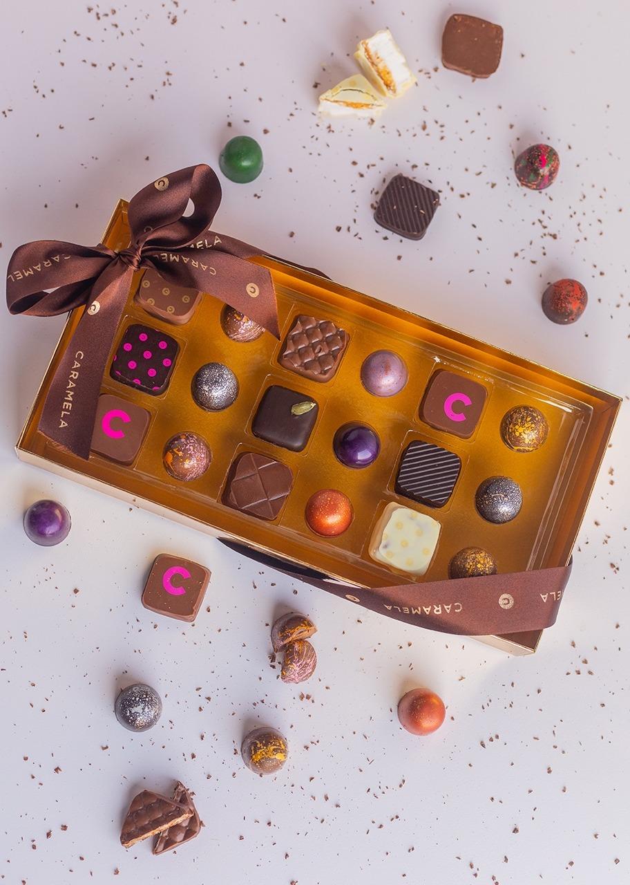 Imagen para Gourmet Chocolates Gift - 1